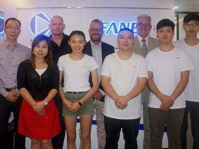 New Sales and Development Centre in China Reinforces Fane's Commitment to Asia